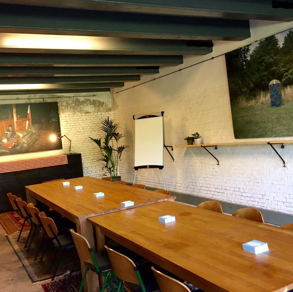 vergaderruimte I - Fort Nieuwersluis